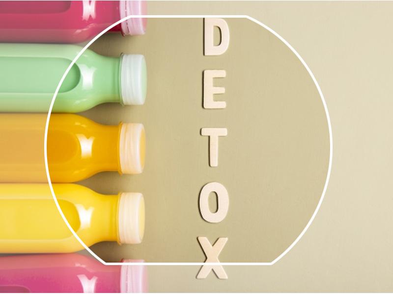 Nước detox cho làn da