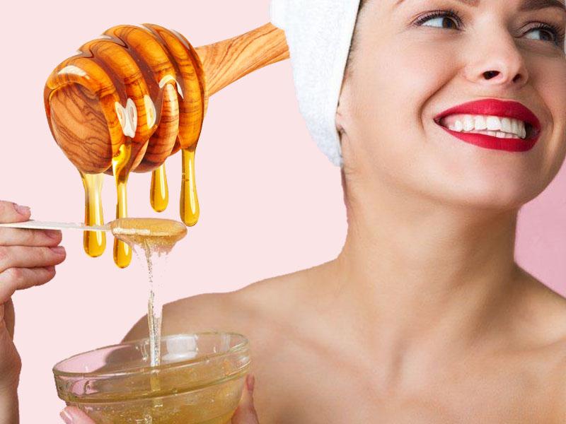Tác dụng làm đẹp của mật ong